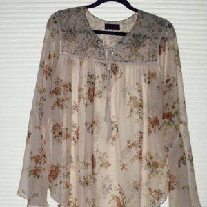 Women's top by Jeans by Buffalo size large